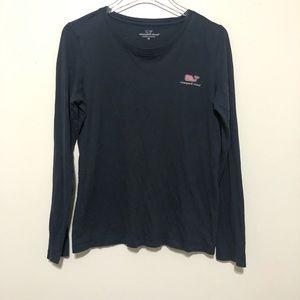 Vineyard Vines long sleeve graphic print shirt